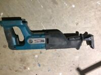24 volt cordless resiptating saw