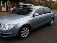 Well looked after PASSAT, brand new brakes+calipers, Diesel manual, 2 keys, cruise control smokefree