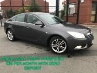 2009 VAUXHALL INSIGNIA 2.0 CDTI 160 BHP SRI FINANCE FROM ONLY £89 PER MONTH BELT DONE MOT TO APRIL