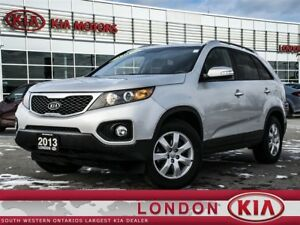 2013 Kia Sorento LX - BLUETOOTH, HEATED SEATS, BACK-UP SENSORS