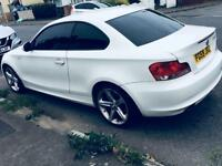 bmw 1 series coupe sport 120D 2.0