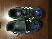 Adidas soccer shoes size 9