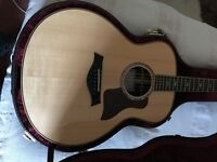 TAYLOR 816e GRAND SYMPHONY Electro Acoustic Guitar July 2015