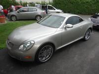 2005 Lexus SC430 Coupé Convertible - LIKE NEW