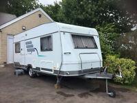 Caravan Hymer Nova 530 TB