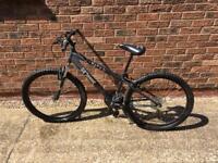 "X rated 50' mountain bike 14"" frame £40 OBO"