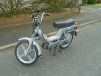 Vespa Si moped 49cc 1983 Restore Project