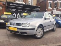 Volkswagen Golf 1.9 TDI SE 5dr New Clutch, Long MOT, 2 owners £975 p/x welcome