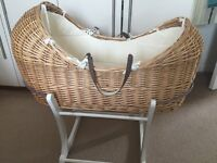 Mother care the snug Moses basket