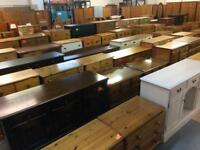 Quality used solid wood / pine chest of draws & more