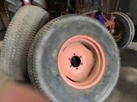Grassland wheels