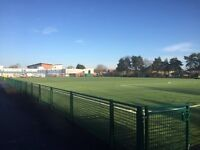 Colchester 6 a side leagues, teams needed, brand new 3G pitch