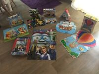 Age 3 + puzzles