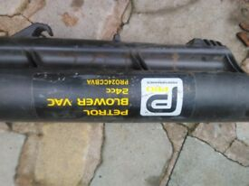 Leaf blower and vac - spares or repairs