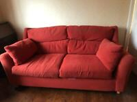 3 seater sofa and armchair from NEXT