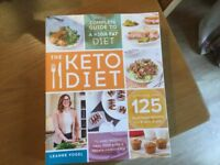 The Keto Diet. The complete guide to a high fat diet.