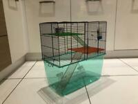Savic Habitat Metro Hamster/Gerbil Cage