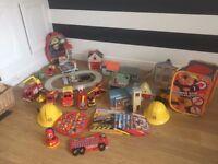 Fireman Sam Toy Bundle
