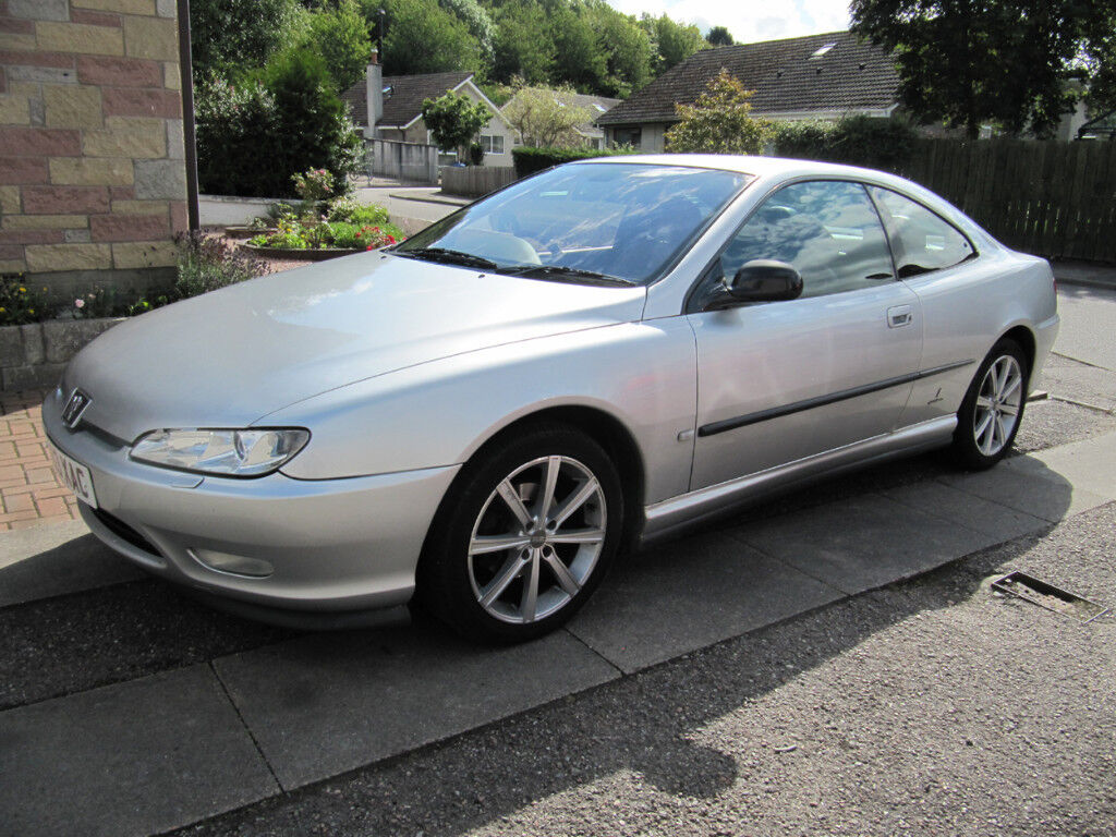 Peugeot 406 2 2 hdi coupe se full leather long mot only 1100 ono in inverness highland gumtree - Peugeot 406 coupe 2 2 hdi ...