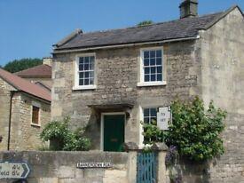 Cute Listed 1 Bed Detached House in Batheaston Bath