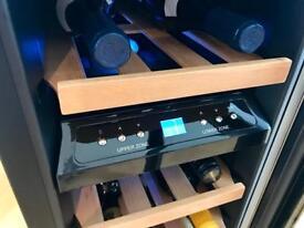 Husky Dual Temperature Wine Fridge