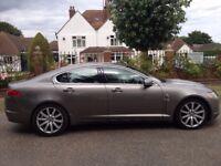 Jaguar XF 3.0 Diesel Automatic Premium Luxury 2009 Full Jaguar main dealer service history