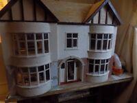 Garfield dolls house 1950's