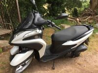 Yamaha Tricity 125cc Scooter