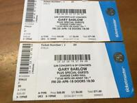 Gary Barlow Dundee show Friday tickets