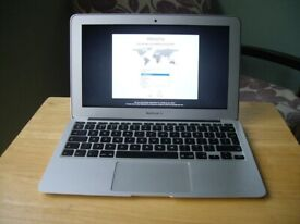 Macbook Air mid 2011 - 2012 laptop Intel Core i5 processor in full working order