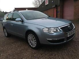 VOLKSWAGEN PASSAT 2.0 TDI HIGHLINE FULLY LOADED TIMING KIT CHANGED ESTATE 2008