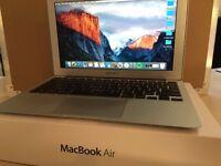"Apple Macbook Air 11.6"" Laptop Early 2014 - 1.4GHz i5 - 4GB - 128GB Flash Storage - OSX 10"