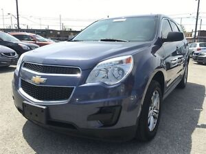 2013 Chevrolet Equinox LS/AWD/ACCIDENT FREE/