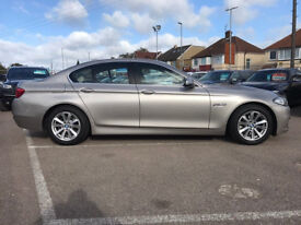 2012 BMW 5 series Automatic Diesel, Full Leather Seats, Navigation