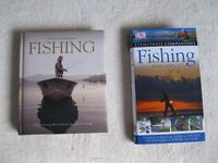 Fishing books x 2