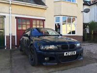 BMW E46 M3, Low Miles, Full History, Long MOT, Highly Maintained.