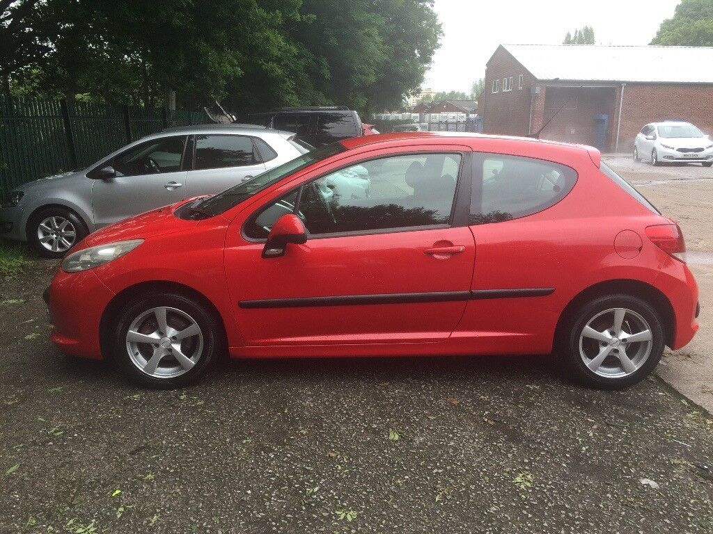 peugeot 207 1.4 diesel. 30 a year for tax | in bolton, manchester