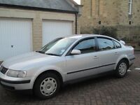A classic well looked after WV Passat 2000