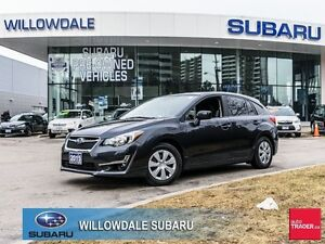 2015 Subaru Impreza 2.0i Backup Camera No Accidents, One Owner,