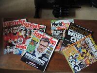 Football World Cup 2010 Magazines x 6