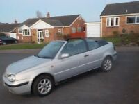For Sale Golf Mk3.5 Avante Guarde Convertible 1.6, 1999, £ 550 ono BARGAIN