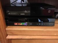 Xbox one 2.5TB 18 games, boxed, mint, 2 controllers (ext drive added) BOXED open to offers