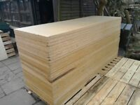 Chipboard 38mm Flooring Shelving Building Mezzonine