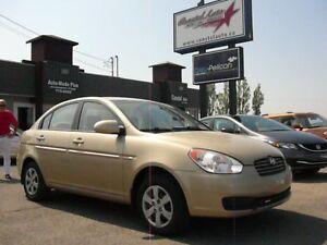 2009 Hyundai Accent L manuel/L automatique/GL manuel/Boîte autom
