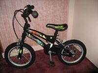 Ben 10 bike - In Very Good Condition