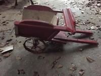 Antique child's toy
