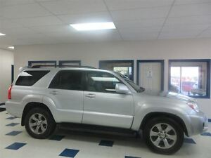 2007 Toyota 4Runner 4X4 V8 LIMITED CUIR TOIT 196000 KM !!