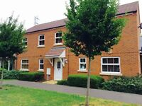 IMMACULATE 2 BED FLAT NEWLY DECORATED NEW CARPETS 5 MINS WALK FROM BLETCHLEY TRAIN STATION
