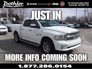 2014 Ram 1500 Longhorn | LEATHER | SUNROOF | REAR PARK ASSIST |