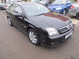 2005 Vauxhall Vectra Breeze